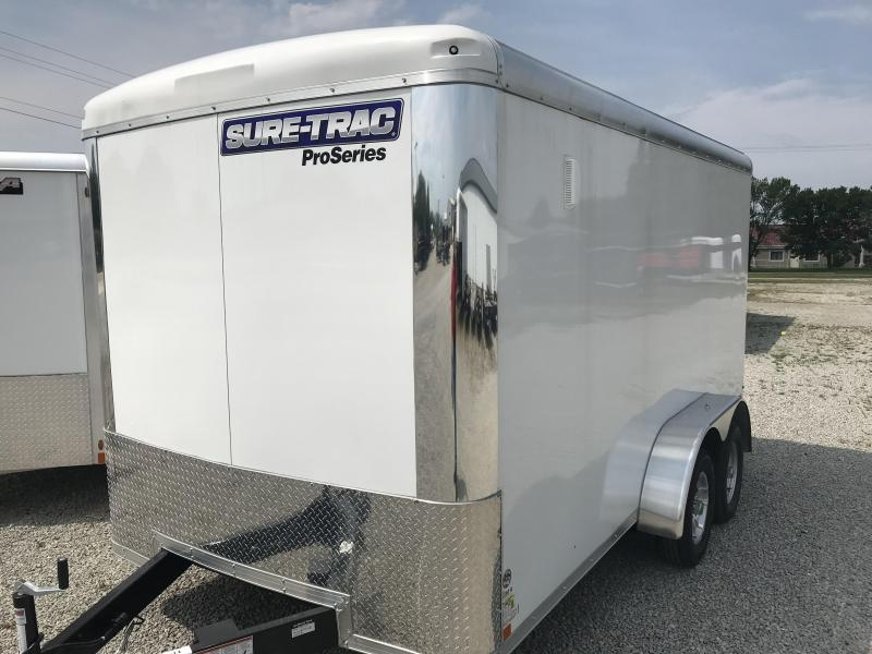 2019 Sure-Trac 7 x 16 Pro Series RT Cargo TA 7K