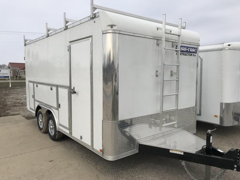 2017 Sure-Trac 8.5x16 Contractor Pro BN Cargo Trailer in VA