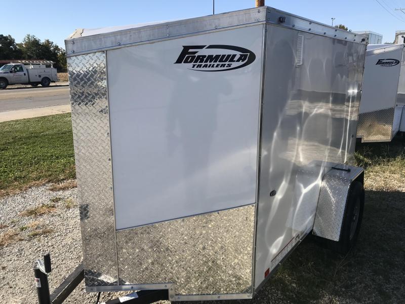 2019 Formula Trailers 5x8 Enclosed Enclosed Cargo Trailer in Ashburn, VA