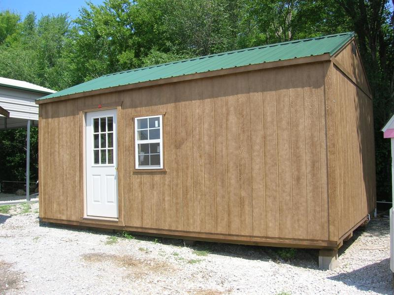 ***DISCOUNTED*** 14X20 UTILITY CABIN