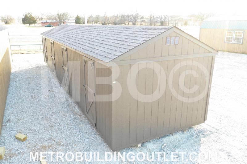10X40 UTILITY BUILDING
