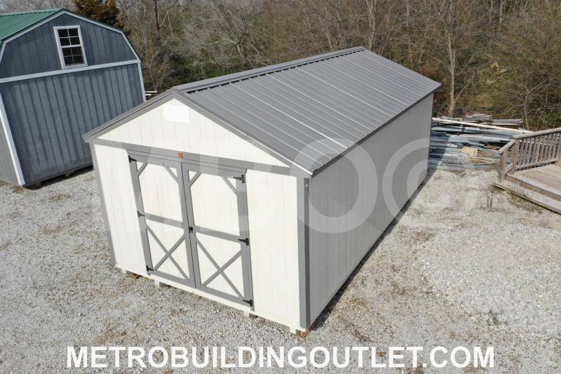 ***DISCOUNTED*** 12x20 UTILITY BUILDING