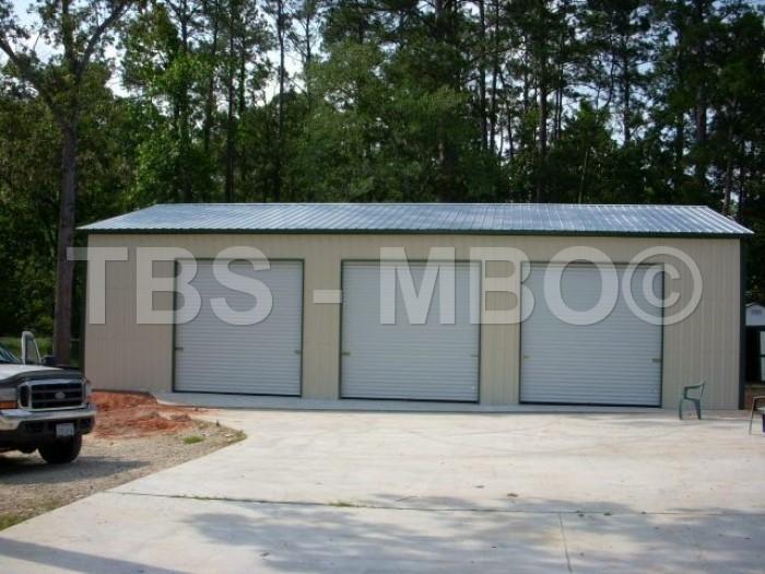 30x45x12 Garage #G173