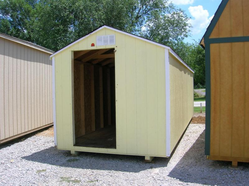***DISCOUNTED*** 8x24 UTILITY BUILDING