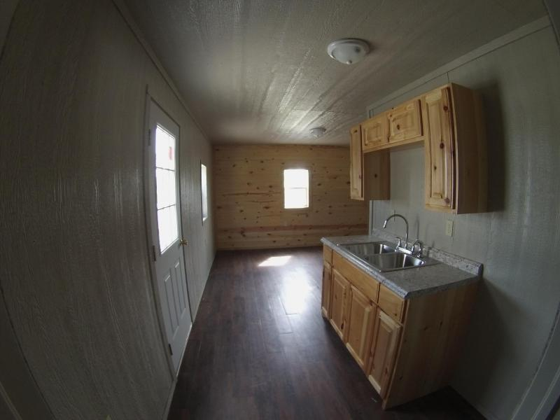 14X30 UTILITY CABIN FULLY FINISHED
