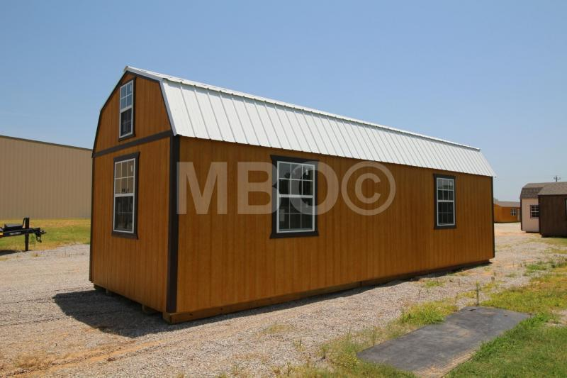 12X34 LOFTED BARN