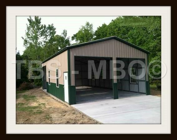24x40x12 Garage #G068