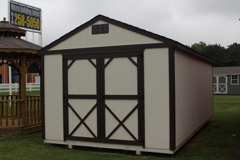 10x20 UTILITY BUILDING