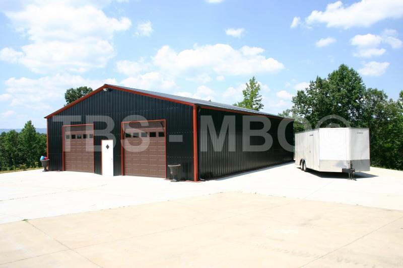 40X50X14 Garage / Shop #G029