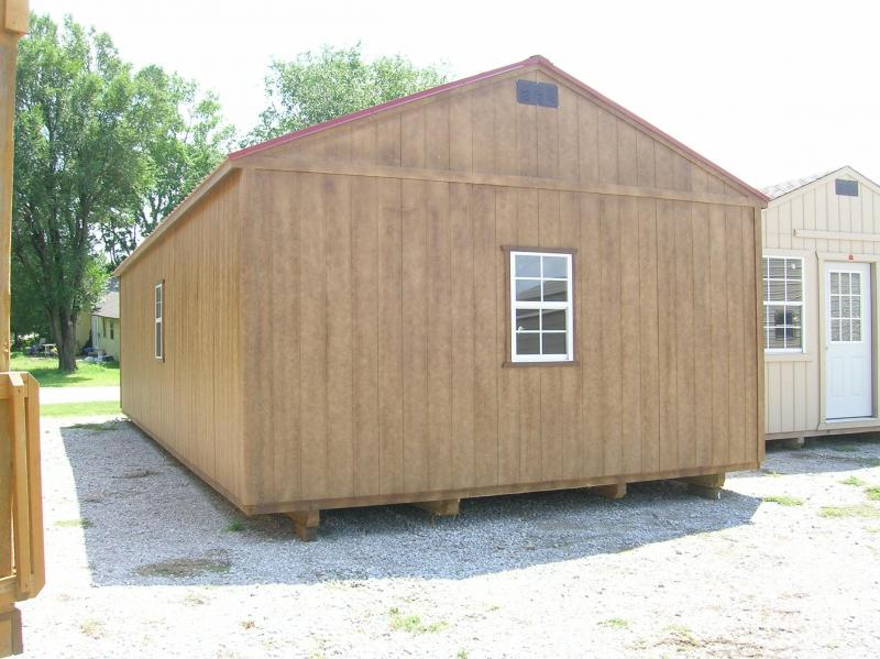 ***DISCOUNTED*** 16X36 UTILITY CABIN