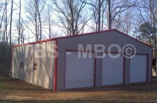 40X52X12 Garage #G107