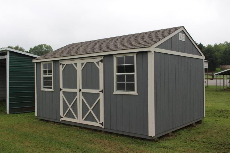 12x16 GARDEN SHED | Garages, Barns, Portable Storage ...