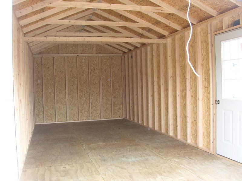 12x24 PORTABLE GARAGE
