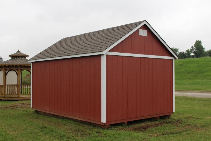 12x16 UTILITY BUILDING