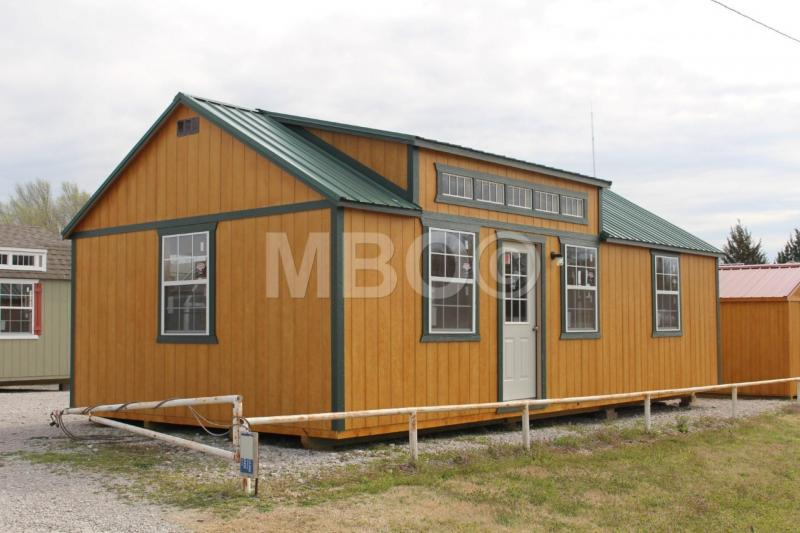 16X32 UTILITY CABIN | Garages, Barns, Portable Storage