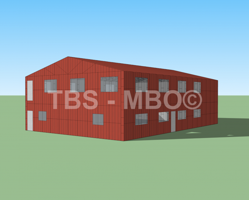 BARN HOUSE 2688SQ.FT BH#006