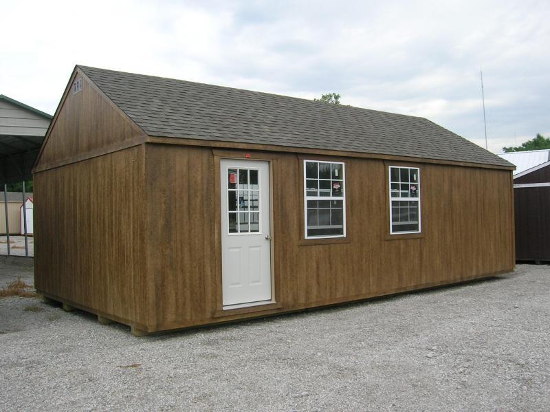 16X30 UTILITY CABIN | Garages, Barns, Portable Storage ...