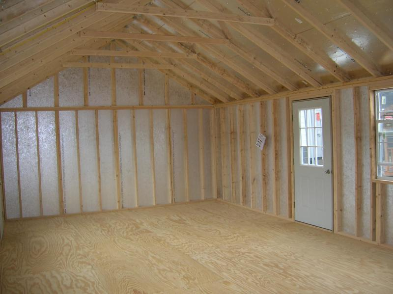 16X30 UTILITY CABIN | Garages, Barns, Portable Storage