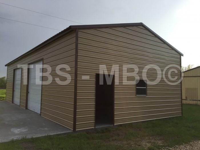 24x50x12 Garage #G164