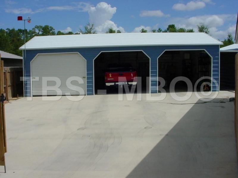 24X35X9 Garage / Shop #G023