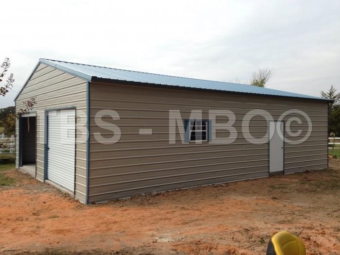 30x35x10 Garage #G156