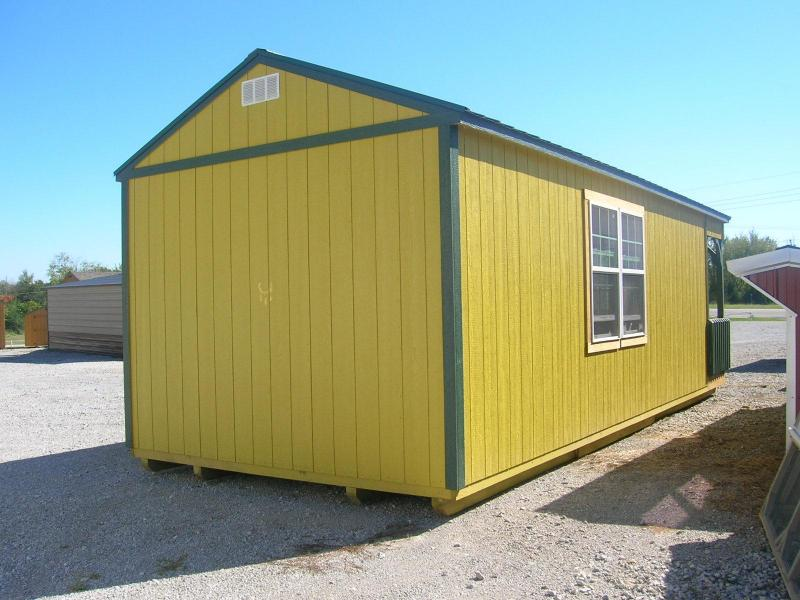 12X28 UTILITY CABIN | Garages, Barns, Portable Storage