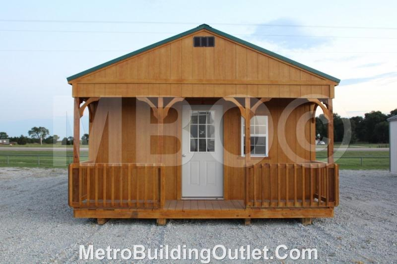 16x36 UTILITY CABIN FULLY FINISHED