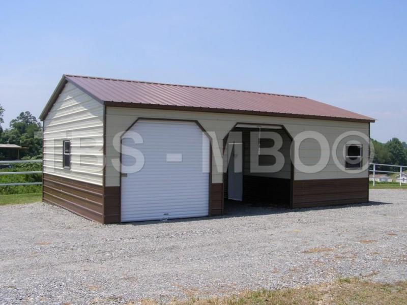 24X35X9 Garage / Shop #G059