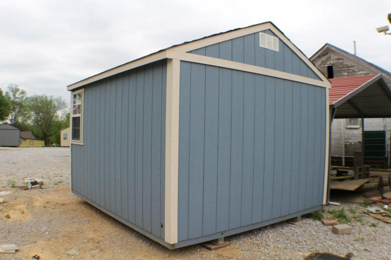 ***DISCOUNTED*** 10x12 UTILITY BUILDING GUARD SHACK