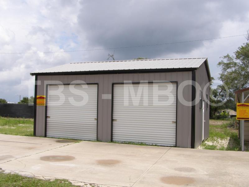 24X25X10 Garage / Shop #G055