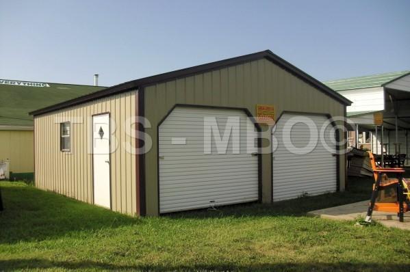 24X35X9 Garage / Shop #G061