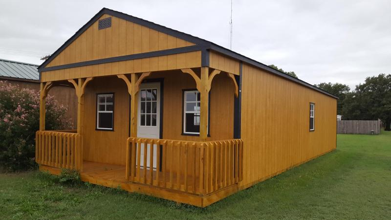 16x40 Utility Cabin Garages Barns Portable Storage