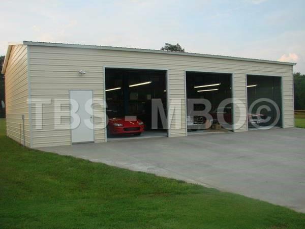 30x45x12 Garage #G082