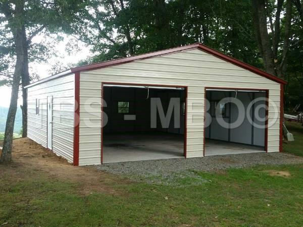 30x35x9 Garage #G150