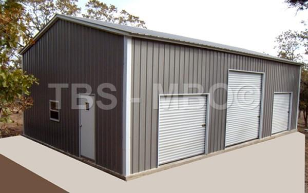 30x50x14 Garage Shop G057 Garages Barns Portable