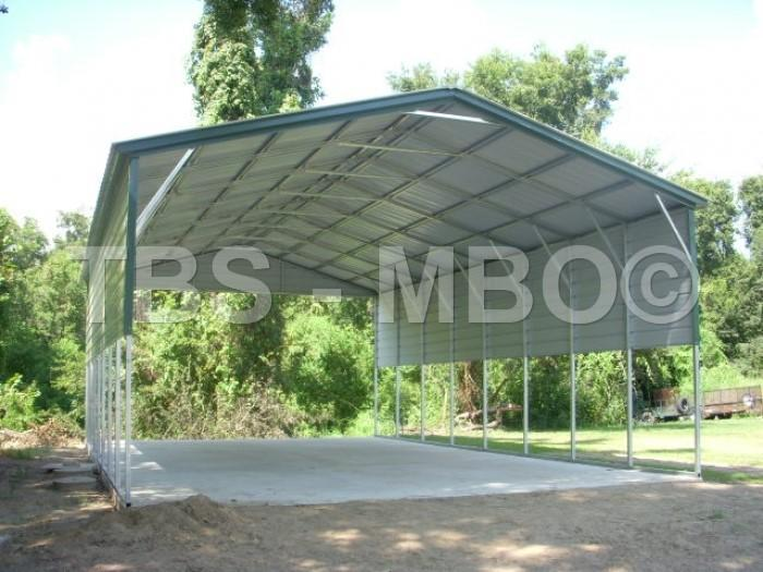 24x40x12 RV / Equipment Cover #RV030