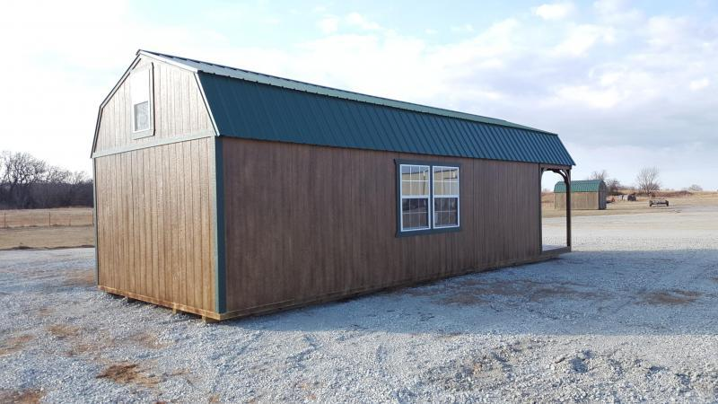 ***DISCOUNTED***14x36 LOFTED CABIN