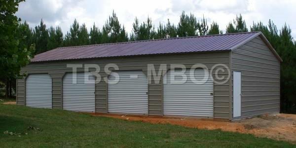 24x50x10 Garage #G176