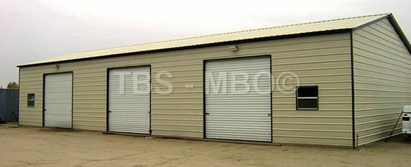 30x70x14 Garage #G121