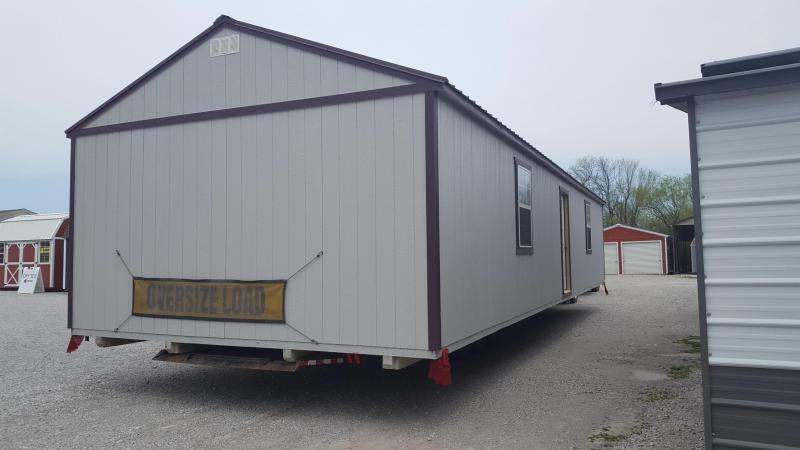 16X50 UTILITY CABIN | Garages, Barns, Portable Storage Buildings