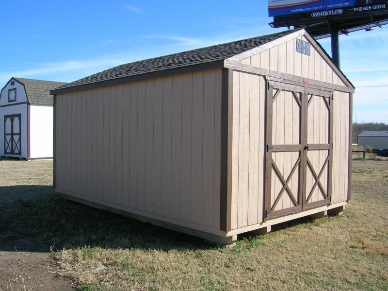 ***DISCOUNTED*** 12x16 UTILITY BUILDING