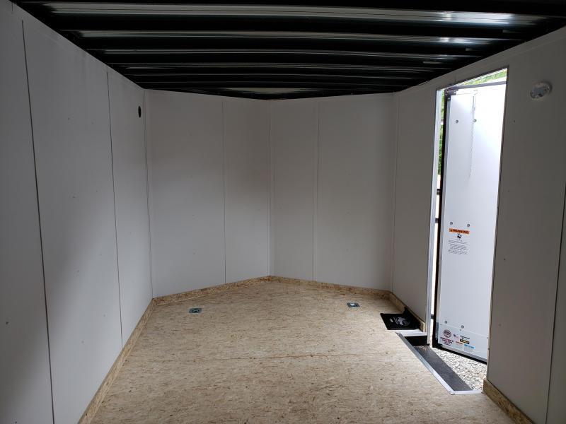 2020 US Cargo 8.5x20 6'' Extra Height Enclosed Cargo Trailer