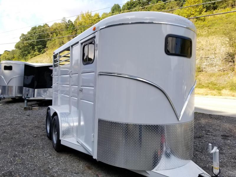 2019 Calico Trailers 14' x 6' x 7' Horse Trailer