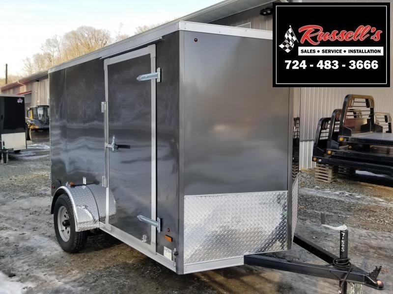 2019 US Cargo ULAFT 6x10 Barn Doors Enclosed Cargo Trailer in Ashburn, VA