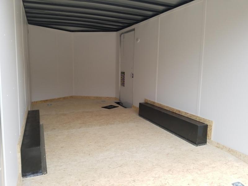 2019 US Cargo 8.5x16 ULAFT Ramp Door 6'' Extra Height Enclosed Cargo Trailer