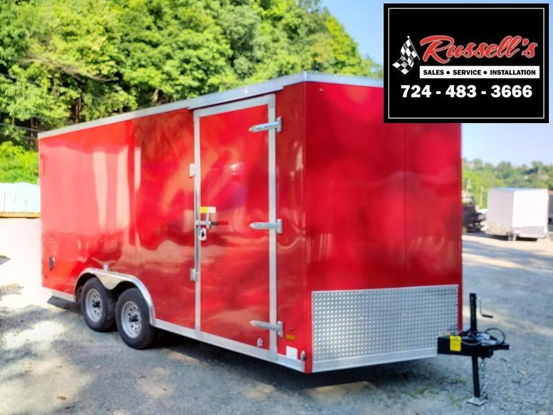 2019 US Cargo 8.5x16 ULAFT Ramp Door 6'' Extra Height Enclosed Cargo Trailer in Ashburn, VA