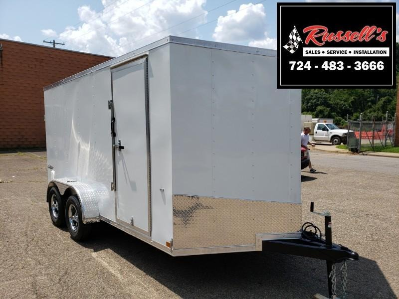2020 Formula Conquest 7x14 6'' Extra Height Enclosed Cargo Trailer