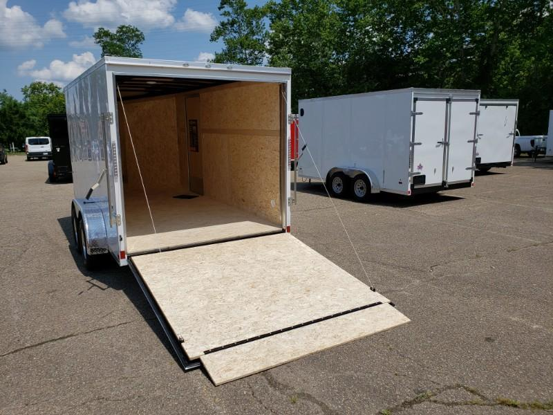 2020 Formula Conquest Enclosed Cargo Trailer