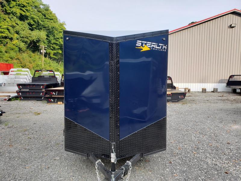 2020 Stealth Trailers Titan 6x12 Ramp Door 6'' Extra Height Enclosed Cargo Trailer
