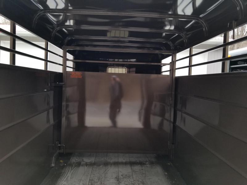 2019 Calico Trailers 14' X 6' X 6'6'' Livestock Trailer